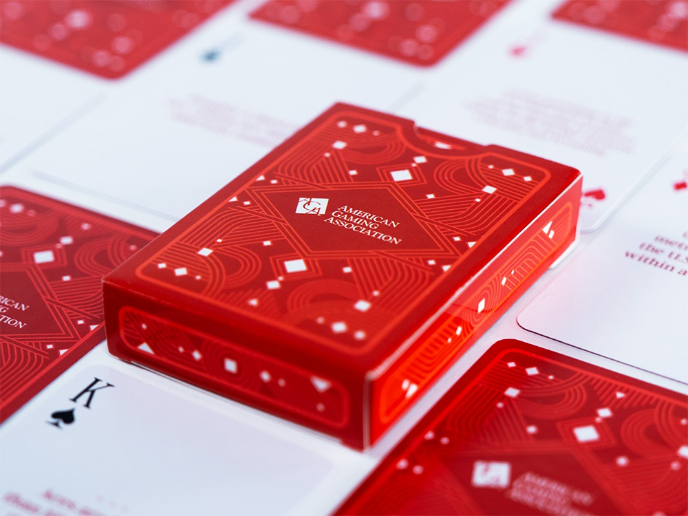 Playing Card Packaging poker gaming casino hearts joker spade club ace packaging packaging design card deck playing cards