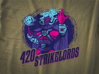 420 Strikelords