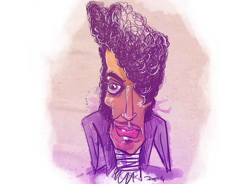 Dribbble prince