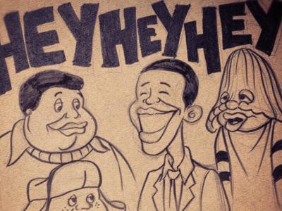 Dribbble heyheyhey