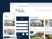 Fresh Air Website