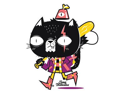 Badcat badcat cat fez