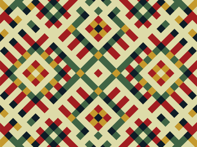 Happy 100th birthday Lithuania! 100 pattern postcard lithuania lt100