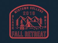 College Fall Retreat 2018