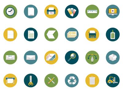 Printshop Icons