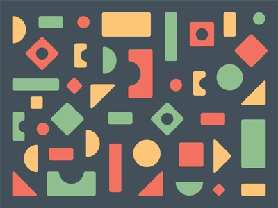 Montessori Pattern montessori elementary school building blocks geometric shapes pattern blocks