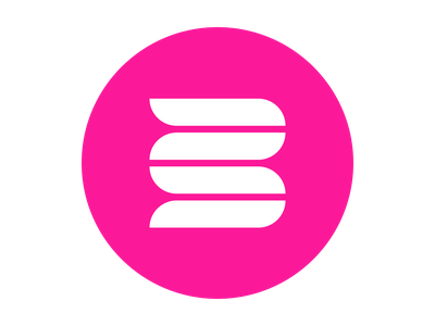 The Beautube Logo pink beautube makeup cosmetics beauty b logo