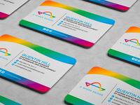 A Wider Bridge Business Cards