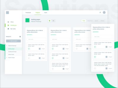 Task Manager Dashboard stats web app dashboard task manager