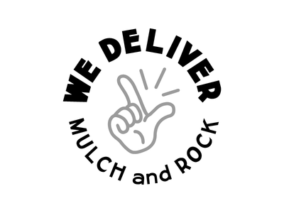 We Deliver Mulch and Rock