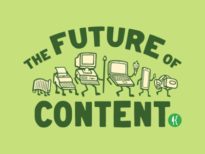 The Future Of Content Podcast