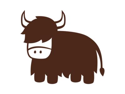 Yak yak illustration vector sketch