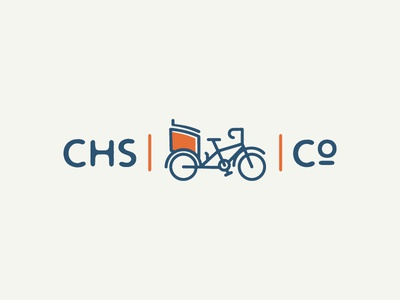 Charleston Rickshaw branding logo redesign pedicab chs charleston bicycle rickshaw