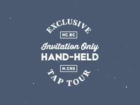 HCBC Tap Tour