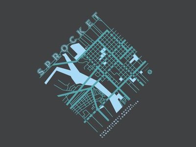 Sprocket Columbia Map