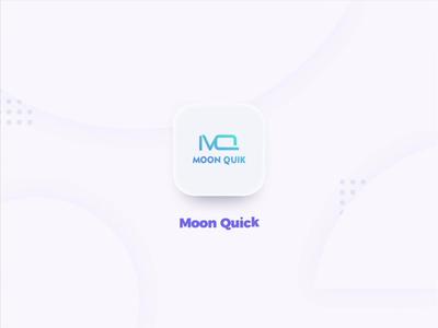 Moonquik mobile application