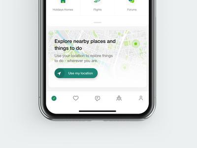 2020 Travel Application