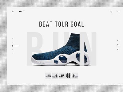 Daily UI #6 - Nike Product Page