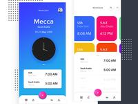 2019 - Minimal World Clock App