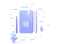 Journalling- Onboarding screen nMiles