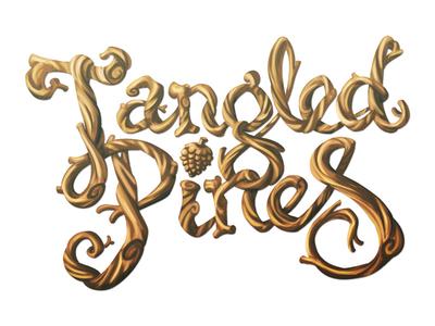 Tangled Pines logo render