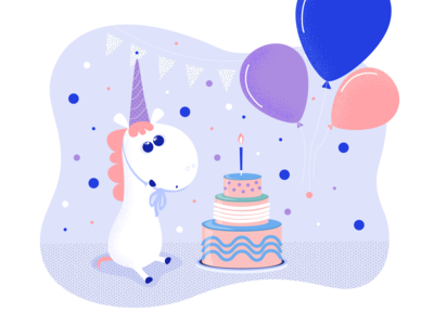 Birthday Unicorn