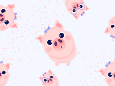 Piggys Pattern