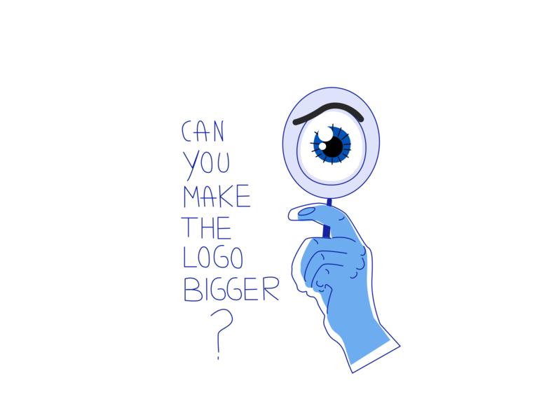 Can you make the logo bigger? lineillustration lineart graphicdesigners graphicdesigner graphicdesign graphic designers designer logo designer logo sticker design stickers sticker adobe illustrator design vector 2d adobe illustrator illustration