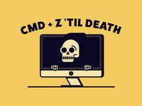 CMD + Z