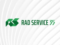 Rad Service 35 Logo design / Identity / Branding