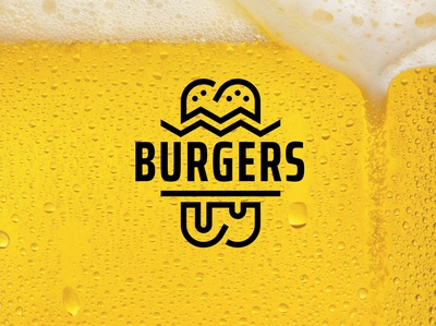 Double B Burgers Logo design / Identity / Branding