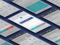 Poolweb web app