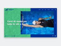 Nuotatori Veneziani Website
