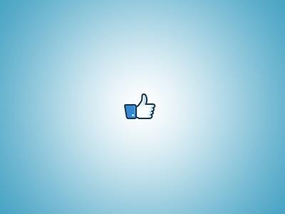 Like like button facebook