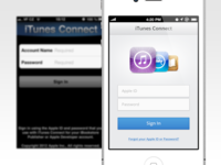 iTunes Connect re–design