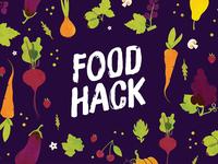 Foodhack 2017 Banner
