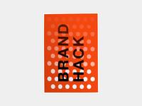 BrandHack Poster Variation - 02