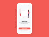App Intro Concept Design