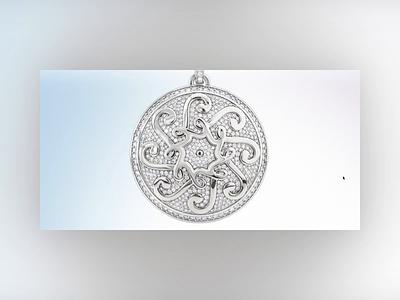 Oberig Jewelry Screen Interaction jewelery symbol fashion websites interaction homepage desktop design animation motion ui