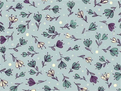 Floral pattern seamless wallpaper blossom nature floral background pattern flower