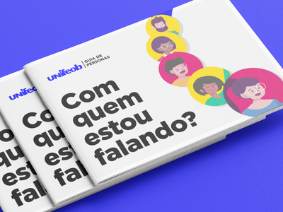 Guia de Atendimento - Unifeob stationery
