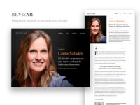 Revisar Magazine Digital