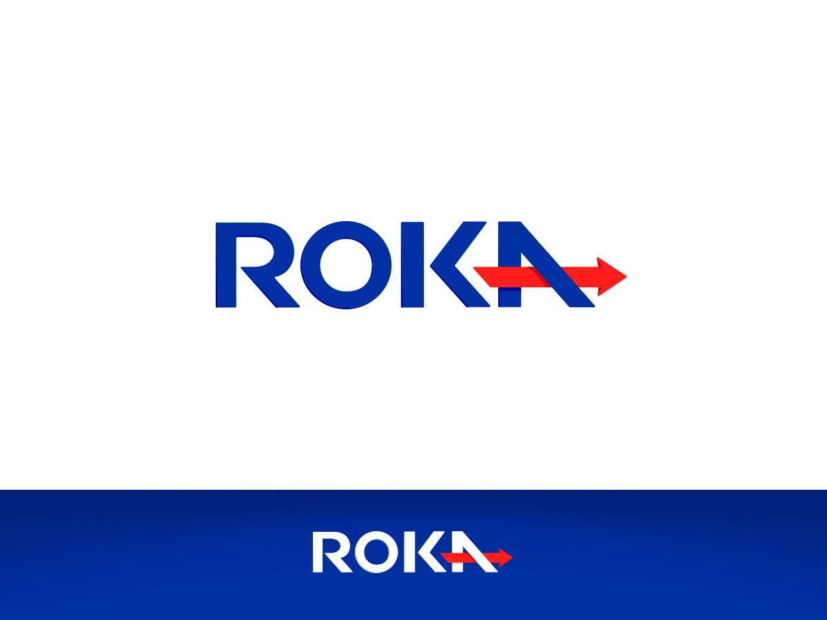 Roka, Logo cargo logo transportation logo design logodesign logotype logistics logo logo