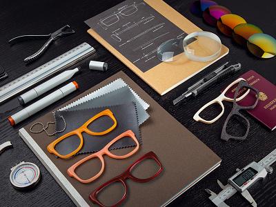 Essentials WIP notarender sryforthepicture landing background essentials frames lenses wip