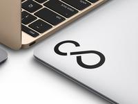 Simple Transfer Macbook Sticker