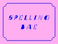Spelling Bae