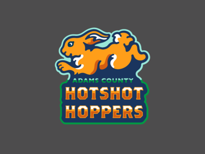 Hotshot Hoppers Logo
