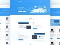 LandingSolid - Landing page creation