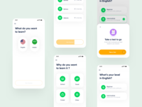 Chatty - Create an account onboarding