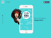 JibJab App - The Website
